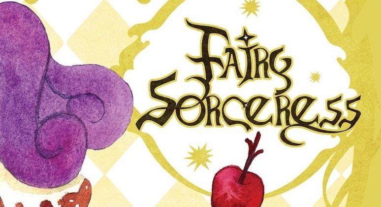 Fairy sorceress manga scan gratuit bayday