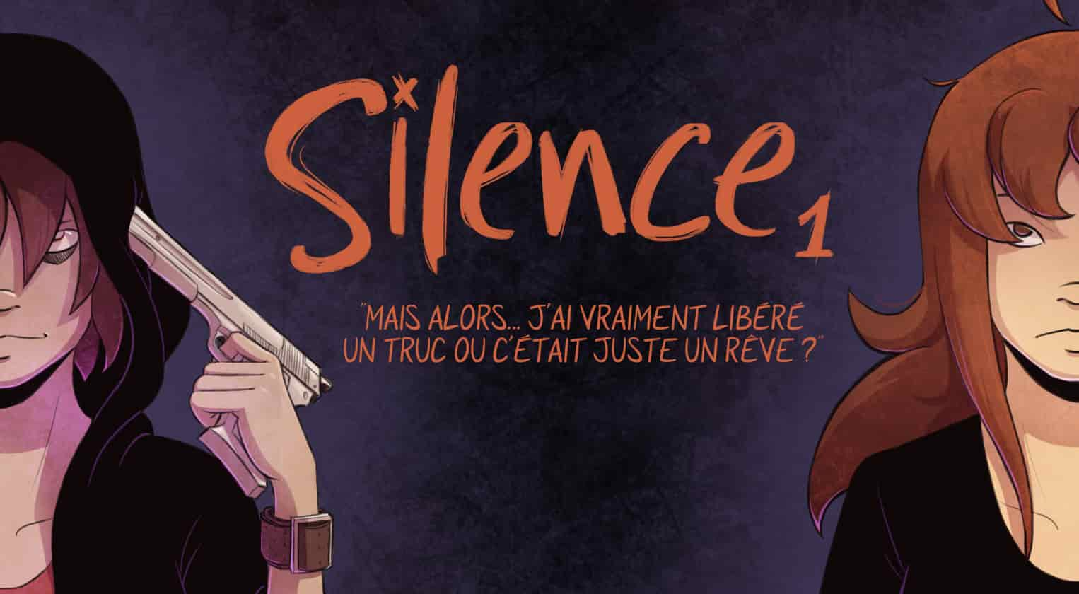Scan bd Silence manga scan gratuit bayday