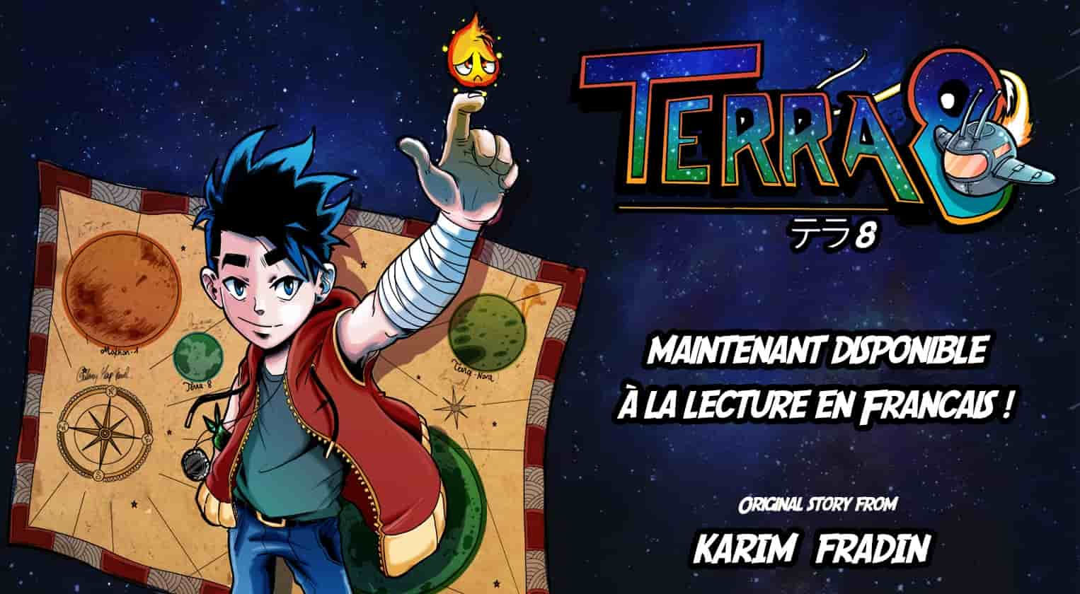 Terra 8 - scan gratuit manga en ligne manga scan gratuit bayday